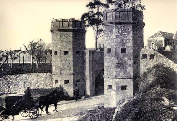 Santander arqueológica, muralla, puerto y termas
