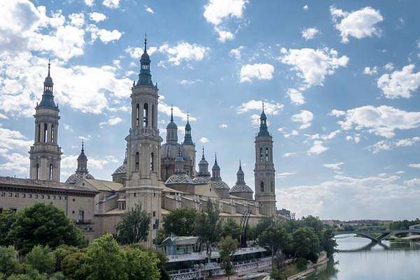 Pueblos y ciudades de Zaragoza