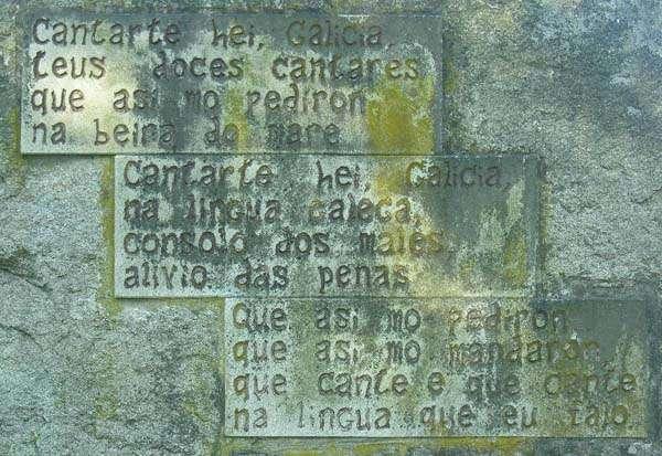 El Día de las Letras Gallegas en Galicia