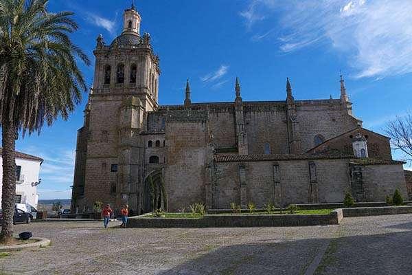 Catedral de Coria en Cáceres