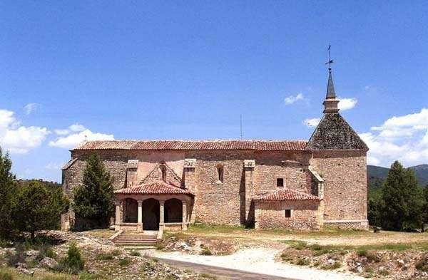 Ermita de los Enebrales en Tamajón