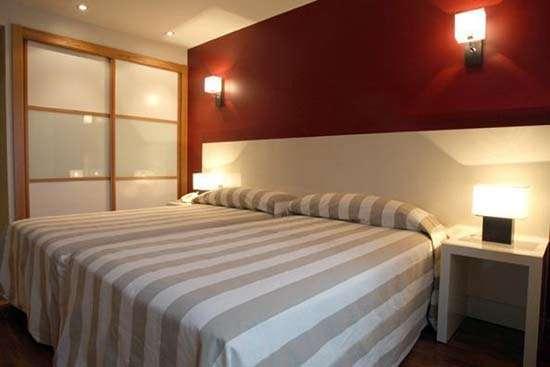 Hotel Ah San Fermin habitaciones