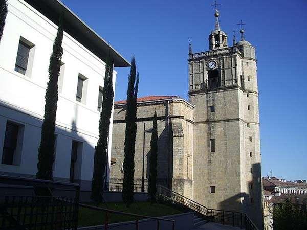 Iglesia de Nuestra Señora de Juncal de Irún