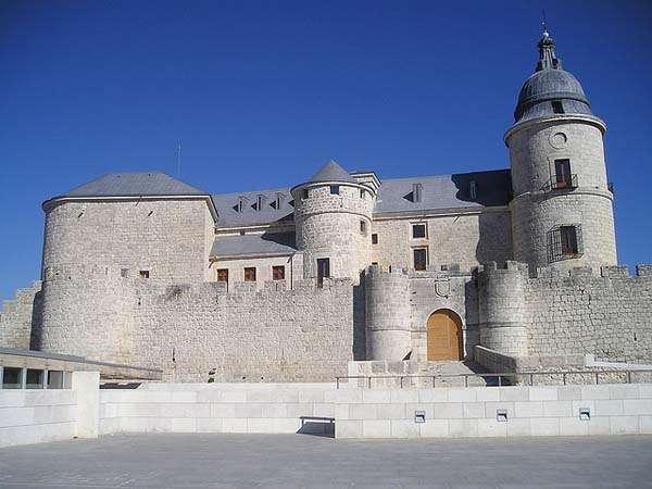 Archivo general de Simancas - castillo