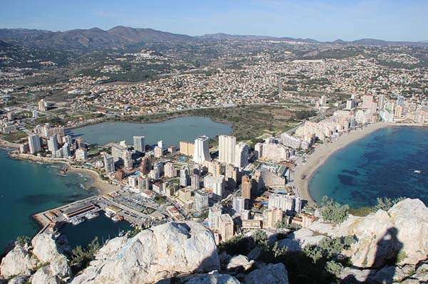 Calpe en Alicante