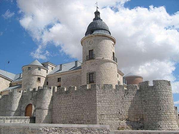 El Castillo de Simancas