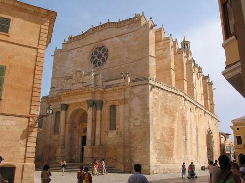 La Catedral de Ciudadela, en Menorca