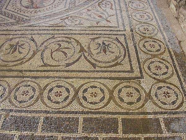 Italica - mosaico
