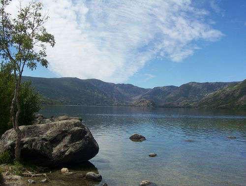 Sanabria, lagos en Zamora
