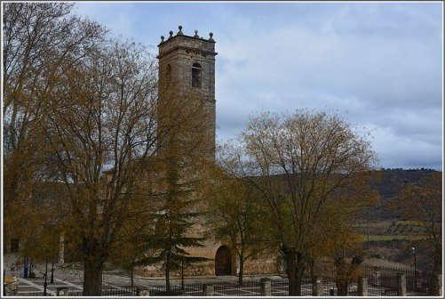 Santa María de la Peña en Brihuega