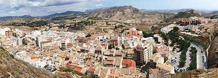 Jijona, Alicante, famosa por sus turrones