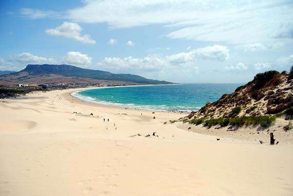 Playa de Bolonia - dunas
