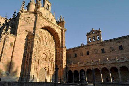 El Convento de San Esteban en Salamanca