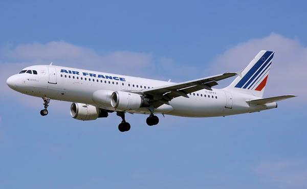 Air France vuelos Barcelona Madrid Paris