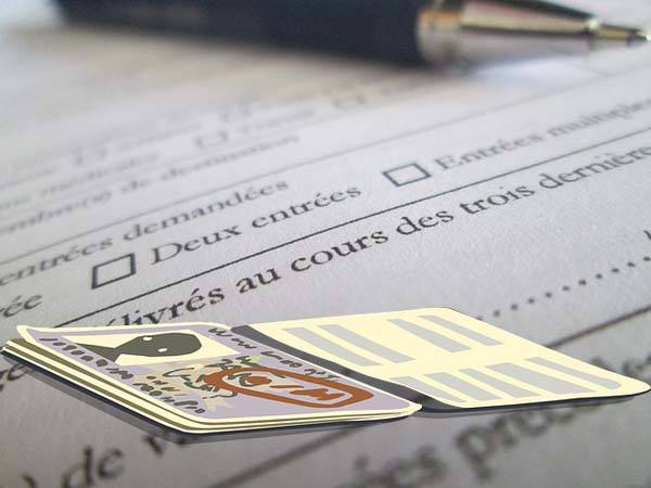 Documentos de entrada a EEUU ESTA