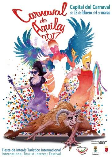 Carnaval de Aguilas 2017