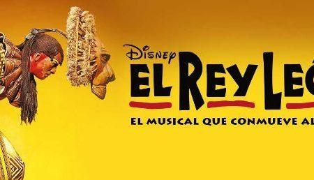 Especial Musical Rey León