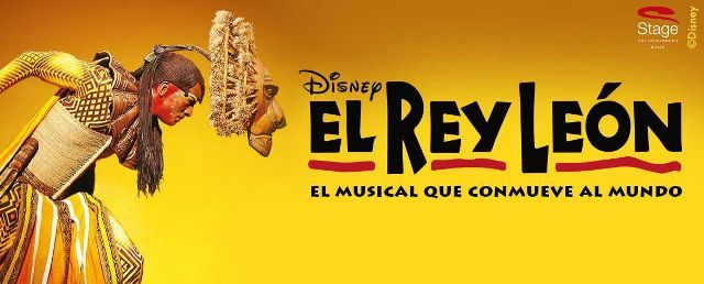Especial Musical Rey Leon