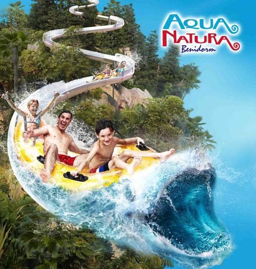Entradas Aqua Natura Benidorm