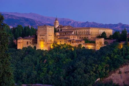 Visita guiada por la Alhambra, los Palacios Nazaries y Generalife