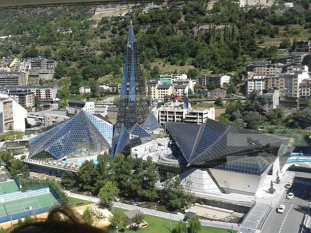 Caldea, spa en Andorra