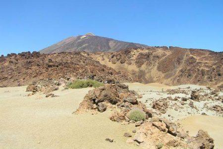 Excursión al Parque Nacional del Teide, en Tenerife