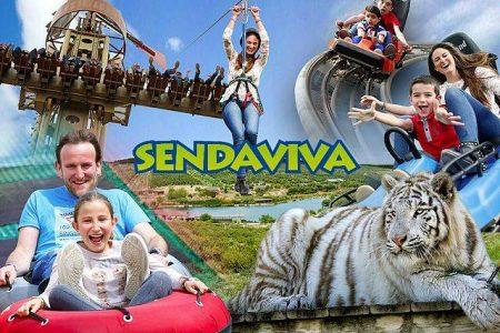 Sendaviva, el parque de la naturaleza en Navarra