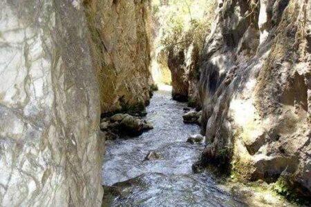 Ruta senderista por el río Chillar