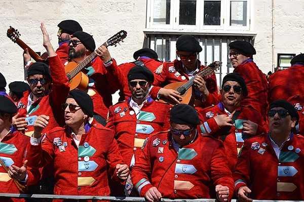 Instrumentos del Carnaval de Cádiz