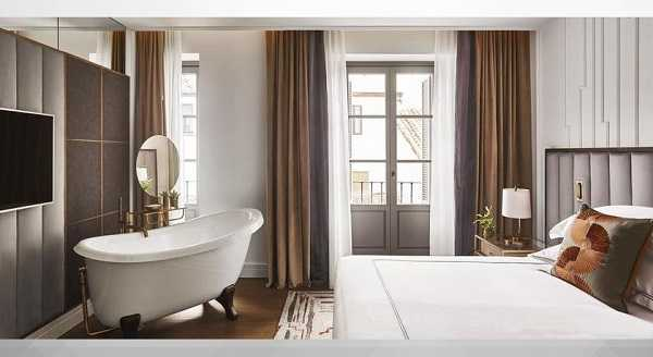 Gran Hotel Inglés en Madrid
