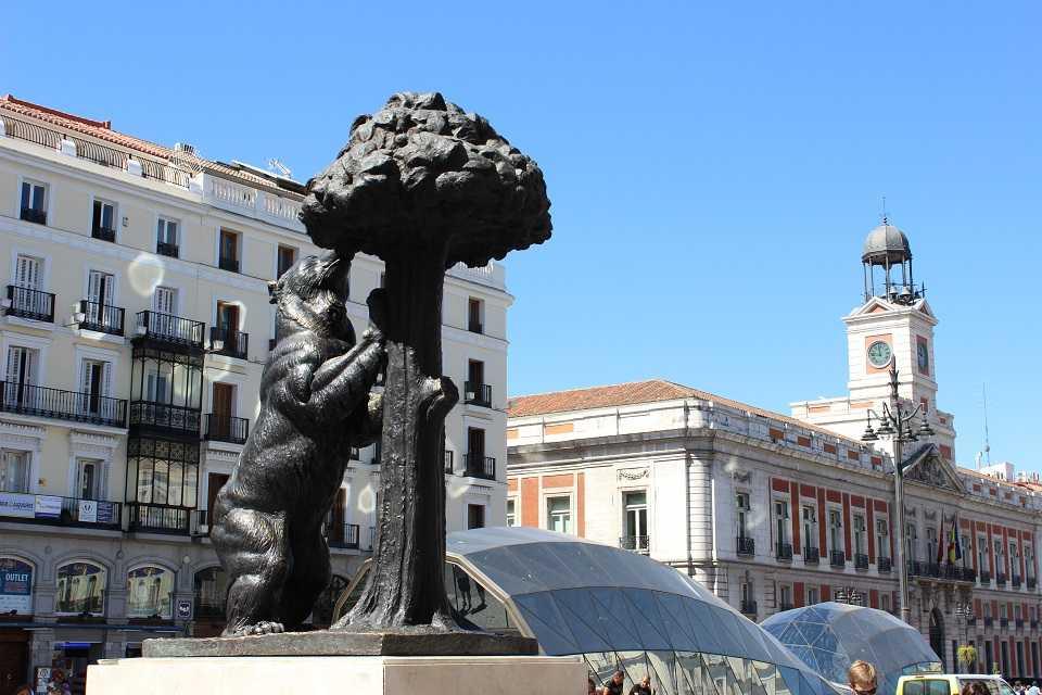Madrid información - El Oso y el Madroño