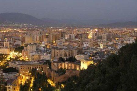 Visita al Castillo de Gibralfaro de Málaga