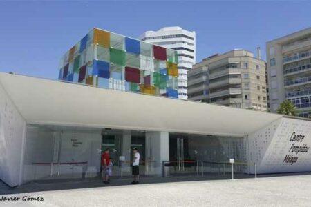El Centro Pompidou de Málaga, información