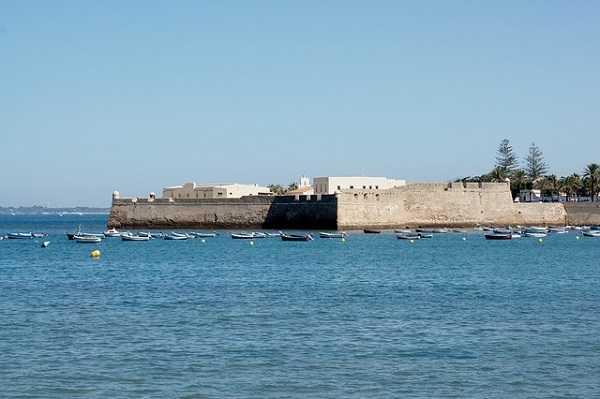 Castillo de Santa Catalina de Cádiz