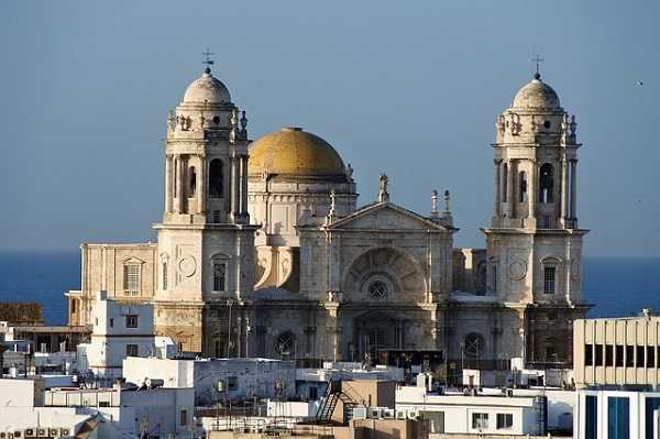 Catedral Nueva de Cádiz