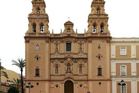 Catedral de La Merced, en Huelva