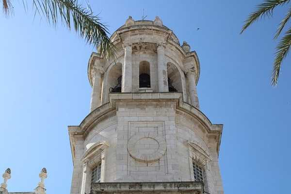 Torre de Poniente en Cádiz