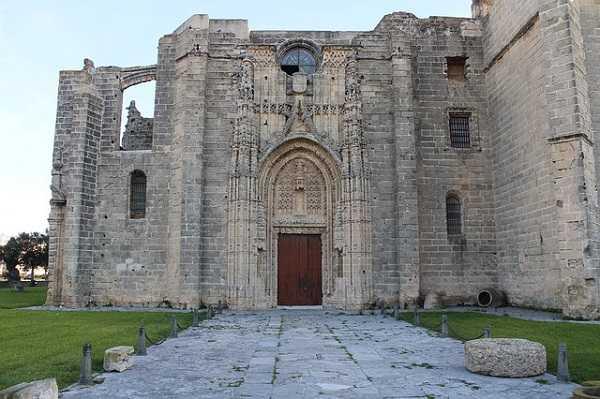 Monasterio de la Victoria, en el Puerto