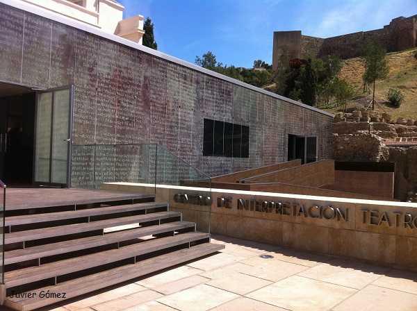 Centro Interpretación Teatro Romano de Málaga