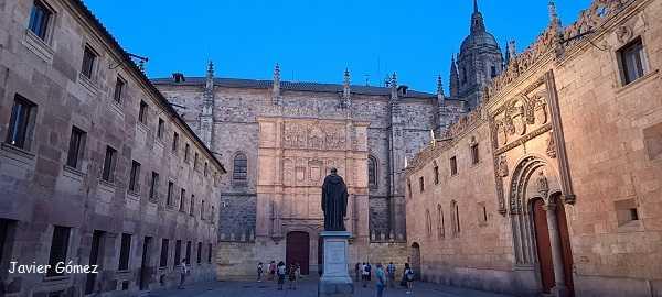 Edificios históricos Universidad Salamanca