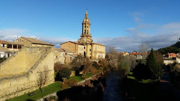 De turismo en la Rioja Alta